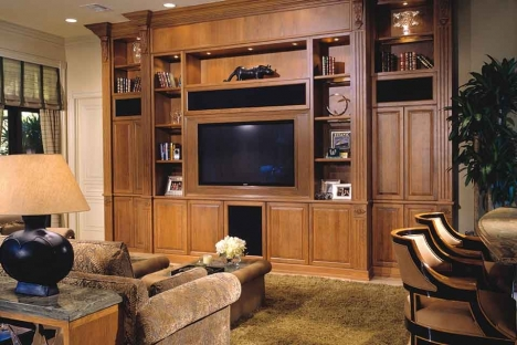 Entertainment center 3