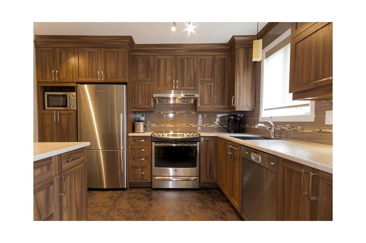 cuisine m lamine 4 cuisines laurier. Black Bedroom Furniture Sets. Home Design Ideas