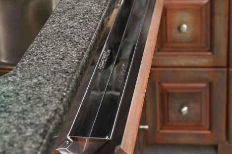 Panier faux-tiroir