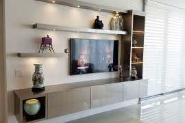 Entertainment center 5