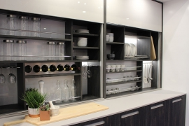Storage solutions for an organized kitchen