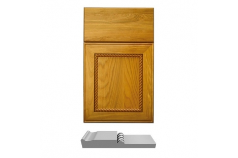 Supleme slab drawer front